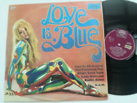 LOVE IS BLUE SPAIN LP VINYL 1969 German SITAR PSYCH FUNK FUZZ BREAKS GROOVE