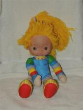 "Rainbow Brite 16"" Talking Doll Battery Operated Hallmark Works"