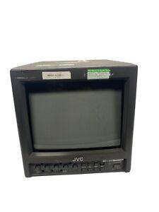 "JVC TM1010PND 10"" CRT Monitor Gaming / Broadcast monitor"