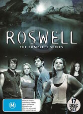 Roswell : Season 1-3 : NEW DVD The Complete Series Box Set