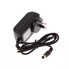 AC 100-240V Converter Adapter DC 5.5 x 2.5MM 7.5V 1A Charger AU Plug Cable Black