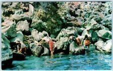 Santiago Atitlan, Guatemala, Central America Washerwomen Postcard