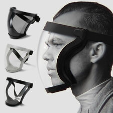 Anti-fog Full Face Shield Mask Super Protective Head Cover Transparent Safety US