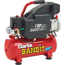 Clarke Bandit IV 8 Litre Air Compressor