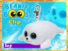 Ty 36164 Icy - robbe weiß Clip