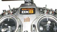 Spektrum DX8 (old) FPV LCD ADJUSTABLE Monitor Bracket Mount Fits Most Monitors
