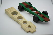Pinewood Derby Car Kit Fast Speed Ready to assemble 4 hole