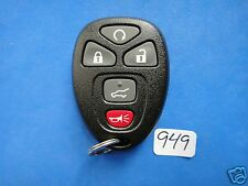 NEW GMC Acadia Yukon Traverse Tahoe Keyless Remote Start 20952477 Transmitter