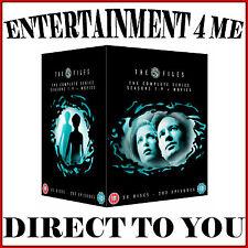 THE X FILES -COMPLETE SERIES-SEASONS 1 2 3 4 5 6 7 8 & 9 *BRAND NEW DVD BOXSET**