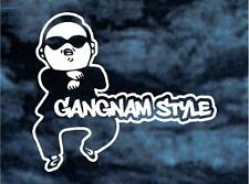 Gangnam Style Guy Psy Decal Sticker Coreano Vinilo Pared Divertido Oppa oppan Jdm Vw
