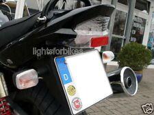LED Heckleuchte Rücklicht weiss klar Suzuki GSX 1400 clear LED tail light