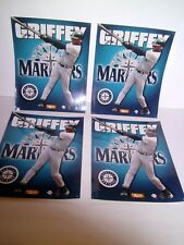 Seattle Mariners Ken Griffey Jr MLB 8x10 Action Photos FOUR