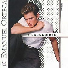 A Escondidas by Emanuel Ortega (CD, May-2000, Fonovisa)