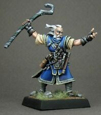 Ezren Iconic Human Wizard Reaper Miniatures Pathfinder Spell Caster Mage Magic