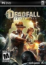 Deadfall Adventures (PC, 2013) - FACTORY SEALED
