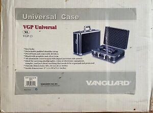 Vintage Vanguard VGP-13 VGP Universal Series Extra-Large Hard Case