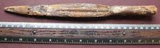 Authentic Ancient Sarmatian Artifact > Iron Spearhead RJ 1