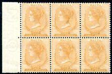 MALTA 1882 3 ** POSTFRISCH 6-er BLOCK TADELLOS (D4971