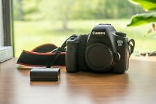 Canon EOS 6D SLR Camera (Body Only), Good Condition, 2 Batteries