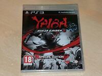 Yaiba Ninja Gaiden Z Special Edition PS3 Playstation 3 **BRAND NEW & SEALED**