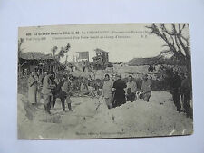 CPA PERTHES LES HURLUS MARNE Enterrement d'un Soldat La Grande Guerre 1914-15-16