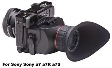 GGS Swivi S4 16:9 LCD Viewfinder Sony Sony a7 a7R a7S NEX-7 NEX-6 view finder