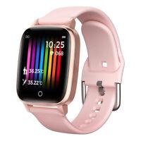 Bluetooth 5.0 Smart Watch Women Men Sport Bracelet For iPhone Android Waterproof