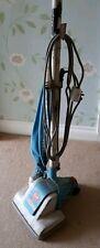 Antique HOOVER JUNIOR VACUUM CLEANER MODEL 119 FULLY WORKING original Blue/Grey