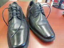 Ecco New Jersey Men Black Oxford Shoe US 11 MENS