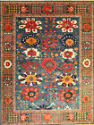 Hand-knotted Rug (Carpet) 9'X11'9, Choeb Rang mint condition