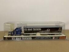 Norscot Peterbilt 389 Ice Road Truck Blue 1/87 Scale DieCast Model 58614 New Box