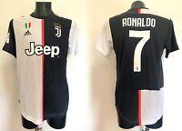 Ronaldo Juventus maglia preparata Milan Tim Cup 2019 2020 match worn issue shirt