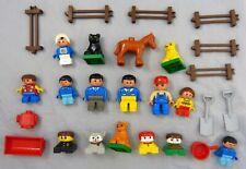 Lego  Duplo / Explore  Zubehör Set für Zoo, Tierpark, Zirkus  (DU Set 249)