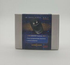 DSC WS4949 Wireless 433MHZ 2-Button Remote FOB Lock Unlock - New
