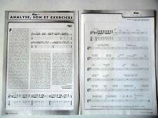 """COUPURE DE PRESSE-CLIPPING : PRINCE [5pages] 12/2002 Partition """"Kiss"""""""