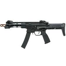 KWA Full Metal QRF MOD.1 PDW AEG 2.5 Airsoft Rifle w/ Adjustable FPS 104-01501