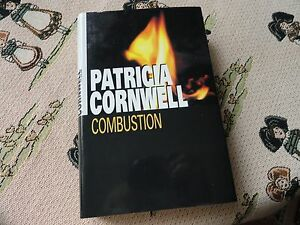 Combustion - Patricia Cornwell