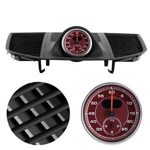 Car Dashboard Instrument Panel Upper Cover Chronometer for Porsche MACAN 17-20