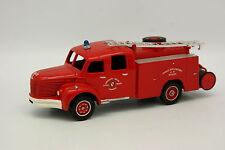 Dinky Code 3 1/43 - Berliet GLR Pompiers Strasbourg