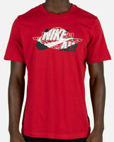 Nike Air Jordan S/S RETRO 1 AIR WINGS T-SHIRT RED/MULTICOLOR CU1978-687