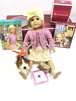 American Girl Doll Kit Kittredge & Accessories