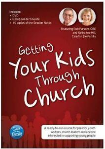 rob parsons getting your kids through church dvd