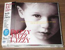 Japan PROMO CD! Dizzy Mizz Lizzy OBI Tim Christensen MORE LISTED Live In Japan