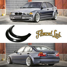 "2x Original ""Fitment Lab"" 100 mm Arches Flares Wheel Extensions For BMW E46"