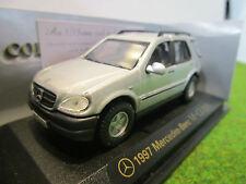 MERCEDES-BENZ M-CLASS gris au 1/43 YATMING 94243C voiture miniature