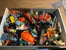 Lot Action Figure Accessories He Man Superheroes Marvel DC misc toys vintage 4lb
