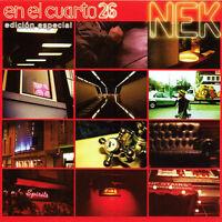NEK - EN EL CUARTO 26 (EDICION ESPECIAL) - CD NUEVO Y PRECINTADO - POP ROCK