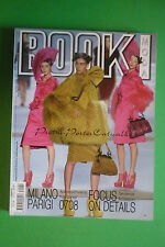Collezioni Fashion BOOK MODA n.90 FALL-WINTER 2007/2008 MILANO PARIGI