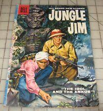JUNGLE JIM #17 (July-Sept 1958) Good- Condition Dell Comic