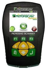 MS6050M Universal Motorcycle Scan Tool With Master Token. Now with Version 11